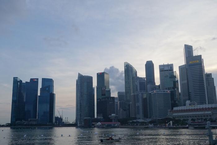 Hellooooo Singapore!